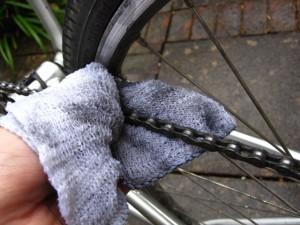Vedligeholdelse af cyklen